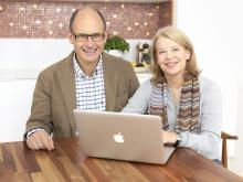 Tomas och Karolin Kull, grundare MatHem