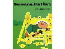 Omslag: Du er en luring, Albert Åberg