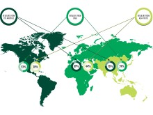 How Global is the Business of Retail 2012 - Cross-regional retailer presence