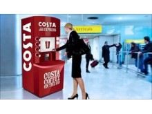Coffee Nation Machine Branded Costa Coffee