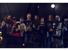 Slayer, Nils Oscars Bryggeri och Brands For Fans