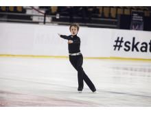 SM 2014–2015 Nicolaj Majorov - Korta programmet