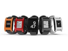 Pebble Smartwatch versioner