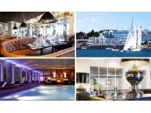 The new yacht club