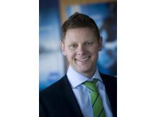Joakim Harging, försäljningsdirektör TDC Sverige