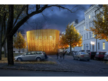 Humanistiska teatern (Thunbergsvägen), Uppsala universitet