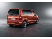 Peugeot præsenterer ny model: Peugeot TRAVELLER