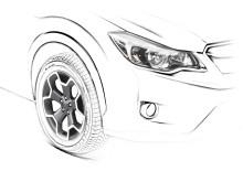Nya Subaru XV får Världspremiär i Frankfurt
