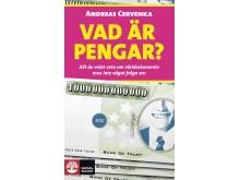 """pressbild """"Vad är pengar? - allt du velat veta om världsekonomin men inte vågat fråga om"""" av Andreas Cervenka"""