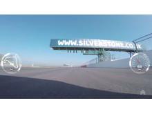 Ford Mustang på Silverstone