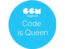 Code is Queen - GeekGirlMeetup.com