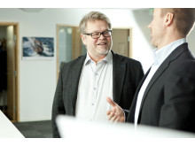 Björn Ödewing och Niklas Lindefelt, Implema AB