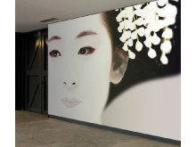 Italian stretch ceilings and wall coverings available as BIM objects