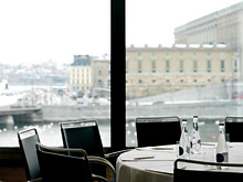 Utsikt från Operaterrassen