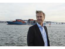 Magnus Kårestedt, vd, Göteborgs Hamn