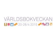 Logga Världboksveckan 2015