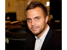 Jon Persson, ny produktchef, PC-1, Nokian Däck AB