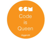 Code is Queen - GeekGirlMeetup.co.uk