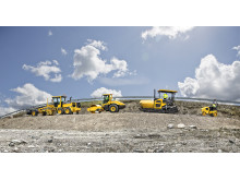 Volvo Construction Equipment - väganläggning