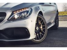 Nya däck till Mercedes-AMG