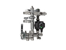 Shunt TMix S med A-klassad cirkulationspump