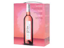 Puycheric Syrah Rosé 2011 box