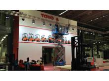 Logistik & Transport: Förhandsvisning, bredd och spjutspetsar hos Toyota
