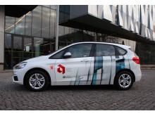Uppsala Konsert & Kongress i samarbete med Novation och BMW