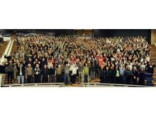 Nästan 800 frivilliga ska ordna EM-festen