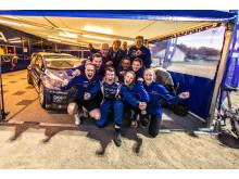 RallyX inför prispengar och tar Lites-vinnaren hela vägen till Las Vegas