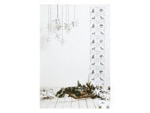 Make your own Christmas decoration with wall murals