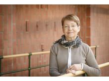 Gunvi Johansson, forskare inom odontologi vid Högskolan i Halmstad