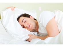Sovande person