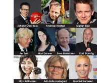 Årets Ladejarl topp ti-nominerte 2015