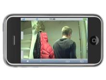 iPhone och kamera