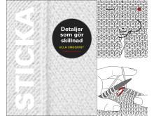 Kollage omslag och illustrationer
