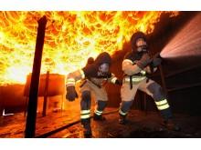 Brandkläder 1: Utryckning med nya Airlock®-ställen