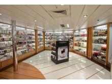 Stena Shopping onboard