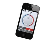 App som styr din värmepump