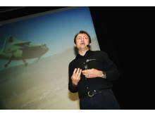 Will Whitehorn - VD på Virgin Galactic (bild 2)