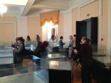 """Utställningen """"Saker och ting"""" i Vitryssland"""