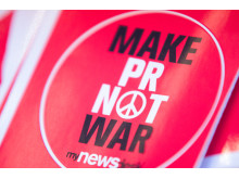 Make PR not war