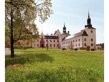 Tyresö slott mot gården, foto: Peter Segemark, Nordiska museet