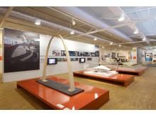 Arkitektur på museum. Utstillingen «Eero Saarinen. Framtiden tar form» (2007)