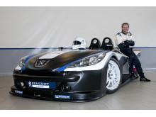 Lasse Spang Olsen kører Peugeot Spider