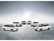 8 miljoner hybrider