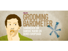 Philips' groomingbarometer (1of 5)