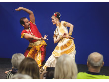 The unexplored India for the Swedish people på TUR 2015