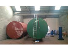Op Geordie illegal fuel tanks seized by HMRC NW07/15
