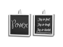 Berlock Power – Jag är frid. Jag är kraft. Jag är kärlek.